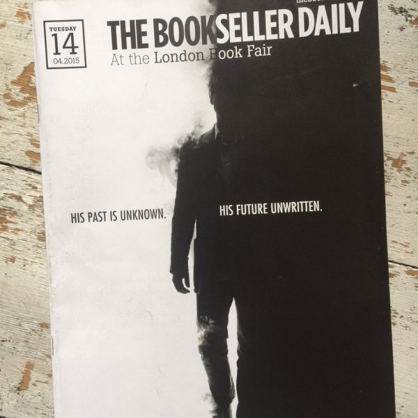 Solomon Creed - Bookseller Cover