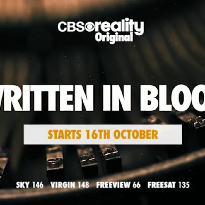 WRITTEN IN BLOOD - series 2
